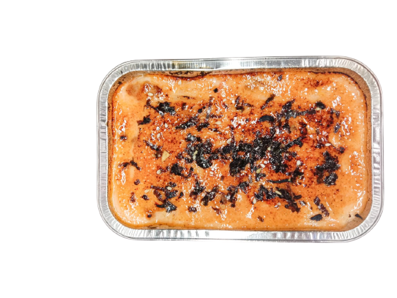 mentai rice salmon